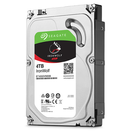 Seagate IronWolf 4TB 5900rpm NAS HDD