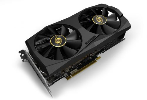 Graphics Card Leadtek WinFast RTX 3070 HURRICANE (Bundle With Full PC)