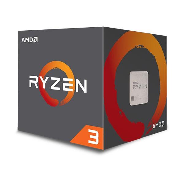 AMD Ryzen 3 2200G with Radeon