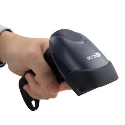 Barcode Scanner   Netum NT-M10 1D CCD wired