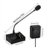 Intercom speaker system