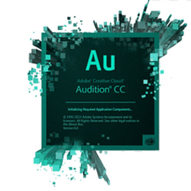 Adobe Audition CC Software
